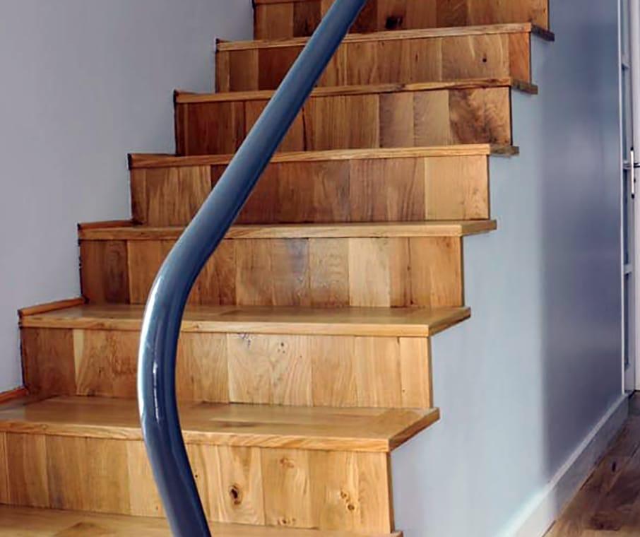 Escalier bois - Jad'O Parquet