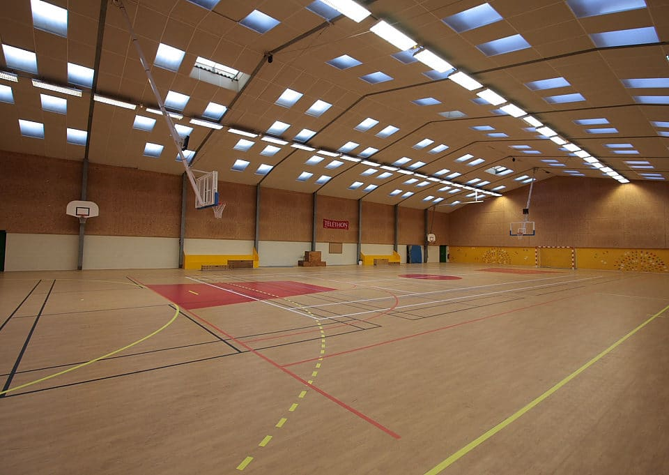 Salle basketball - Jad'O Parquet