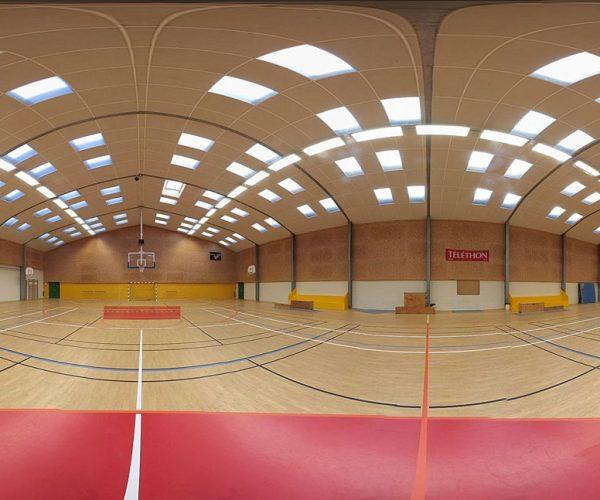Parquet salle de sport - Jad'O Parquet