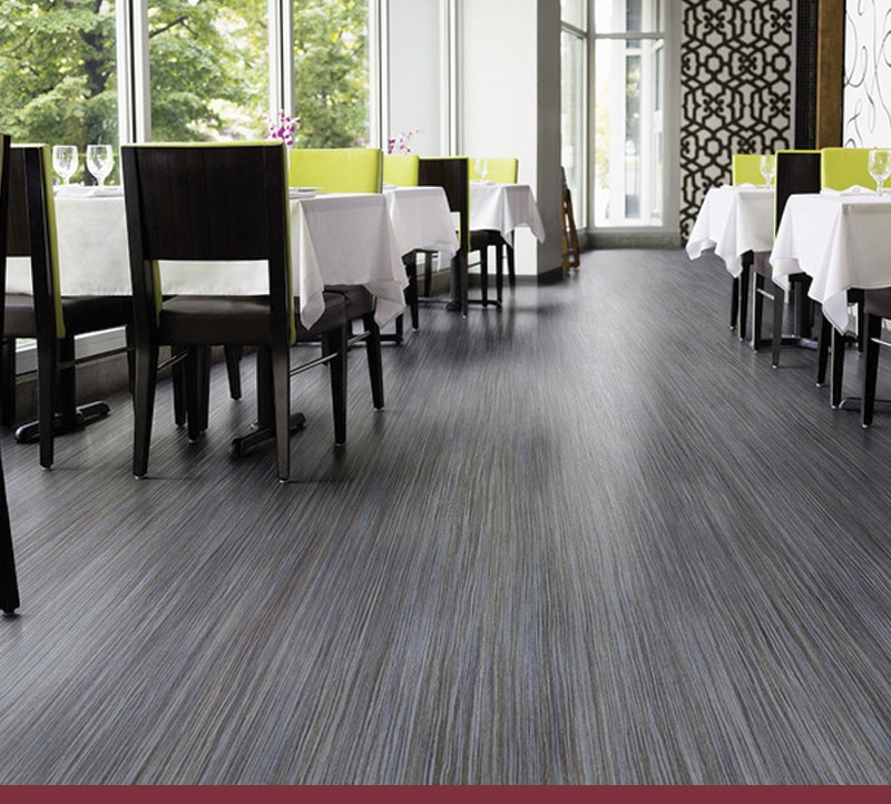 Sol restaurant PVC - Jad'O Parquet